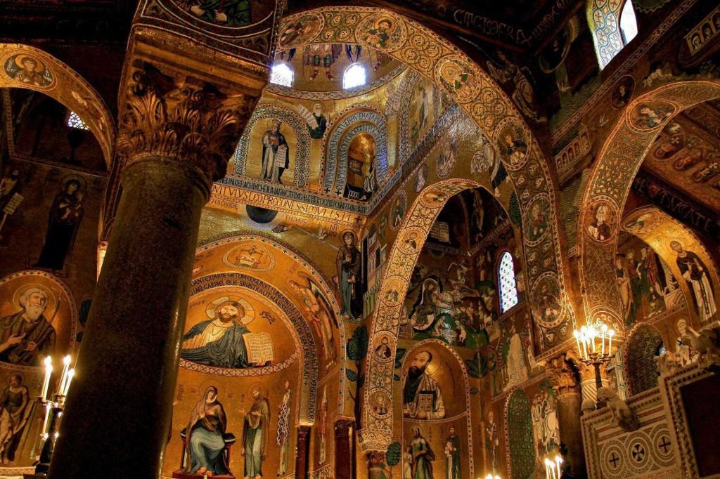 cappella palatina bella