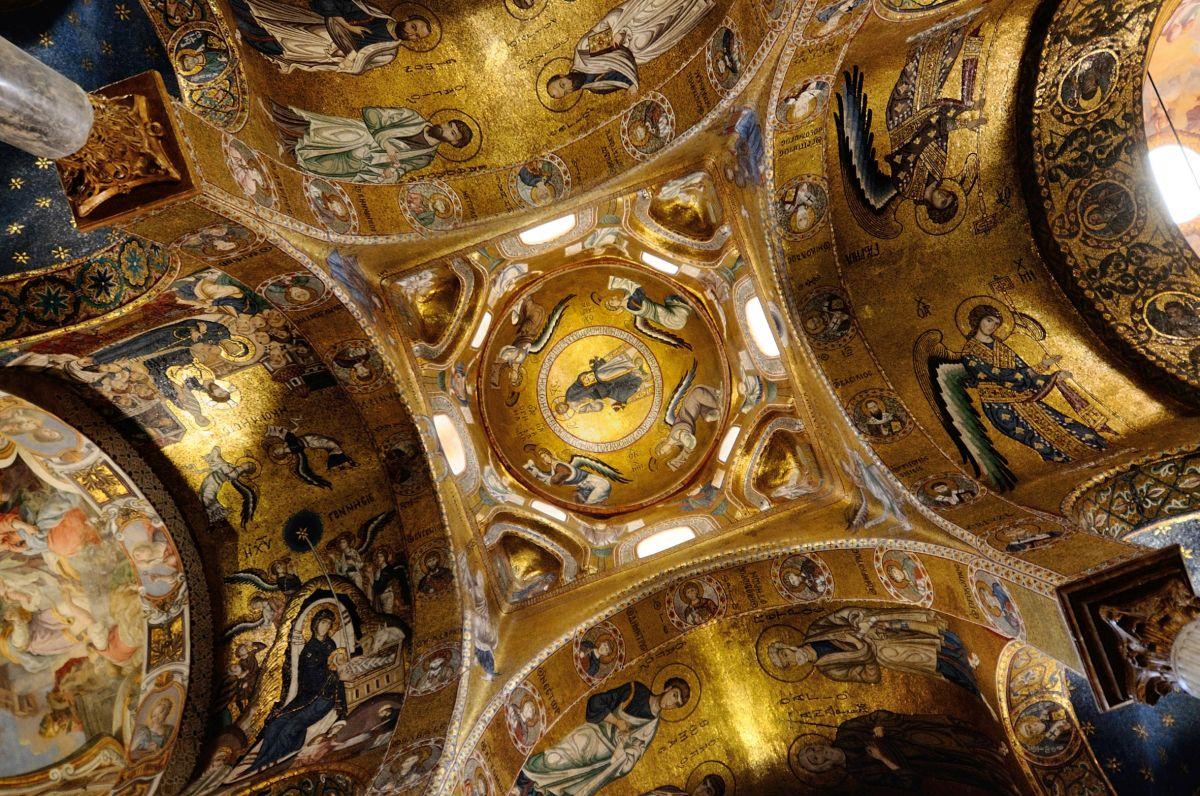 Palermo.Luglio-2015 Chiesa di San Cataldo.MIKE PALAZZOTTO