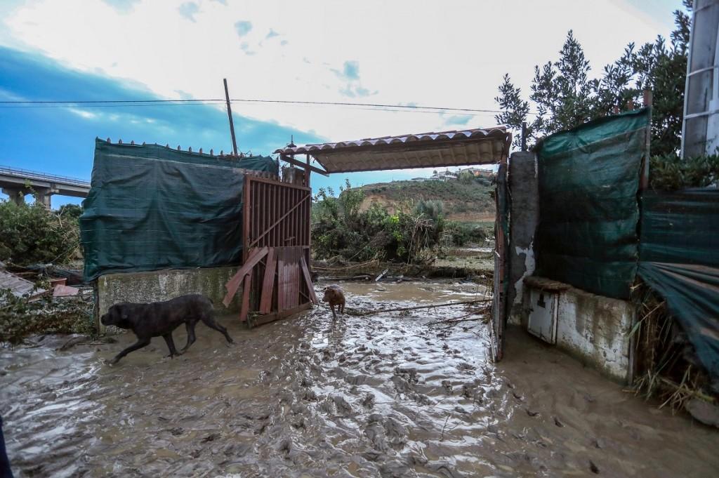 Tragedia a Casteldaccia 9 morti per l'esondazione del fiume Milicia