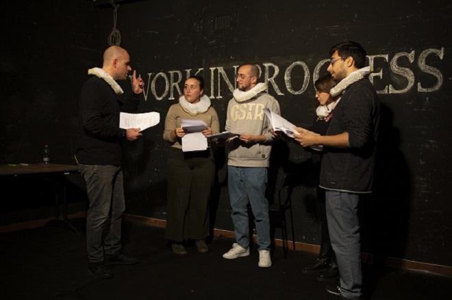 """Lorca sogna Shakespeare in una notte di mezza estate"",  ERT 2019 - foto Francesca Cappi"
