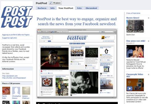 PostPost-sito