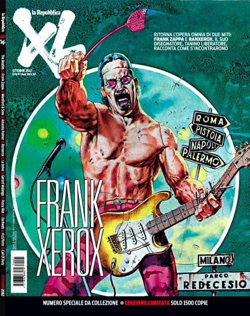 Frank Xerox XL 80