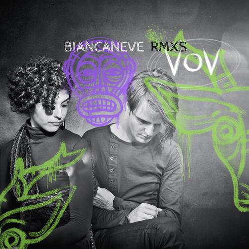 Cover Biancaneve Rmxs