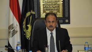 Il ministro degli Interni Magdy Abdel Ghaffar, comanda 1 milione di agenti nei vari dipartimenti della sicurezza