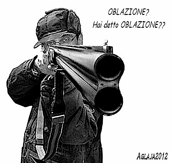 oblazione