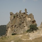 erosione umana e naturale