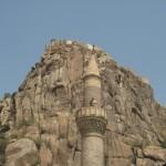 il minareto della Uluchami, la moschea di legno