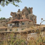 il villaggio della tomba di Mida