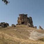 2 la fortezza preistorica - la prima incontrata