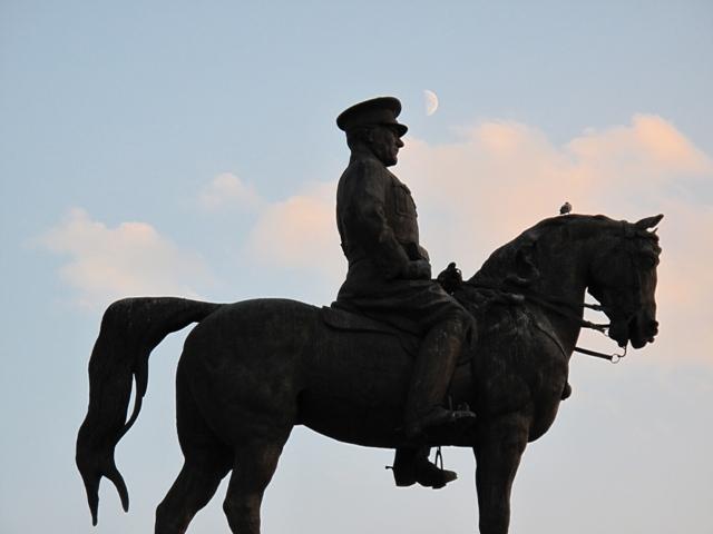 ovviamente, lui, Ataturk