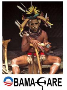 Obama With Bone