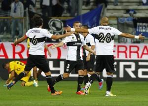 Parma vs Atalanta - Serie A Tim 2013/2014