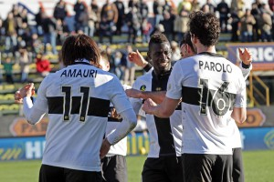 Soccer: Serie A; Parma-Udinese