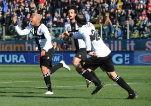 Calcio: Serie A; Parma-Verona