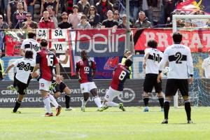 Soccer: serie A: Parma-Genoa