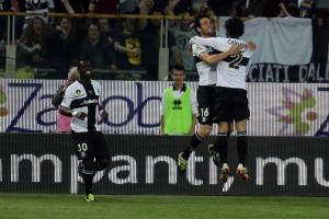 Soccer: serie A, Parma-Napoli