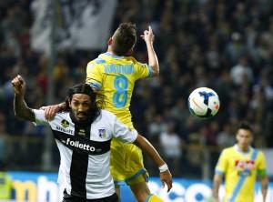 Parma vs Napoli - Serie A Tim 2013/2014