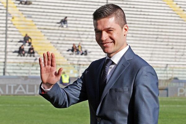 Soccer: Serie A; Parma-Cesena