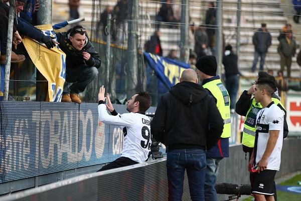 Calcio: Serie A; Parma-Cesena