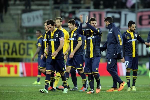 Soccer: Italy Cup: Parma-Juventus