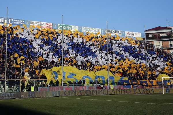 Soccer: serie A: Parma-Cagliari