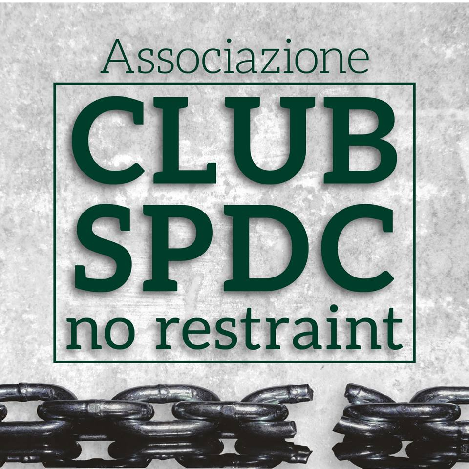 logo Club SPDC No restraint