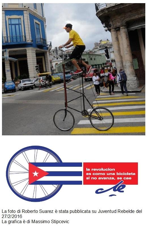 IL ciclista verticale