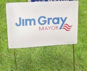 jimgray yard sign