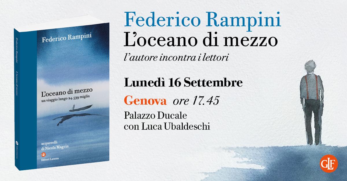 Oceano Genova lunedì 16