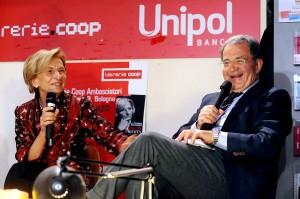Emma Bonino - Romano Prodi