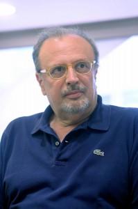Singer Ivano Fossati Presents His Book 'Tretrecinque'