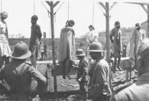 Vittime della guerra italiana all'Etiopia
