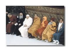 Assisi incontro leader religioni