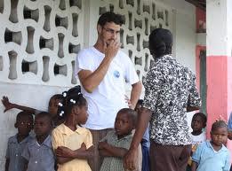 volontari FOCSIV ad Haiti