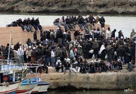 migranti dal Nord Africa