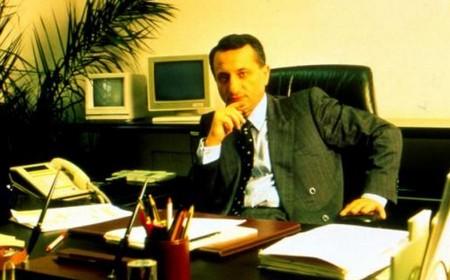 Vito Gamberale in Tim (Archivio Storico Telecom Italia)