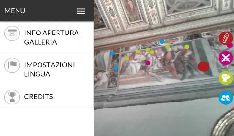 La app della Galleria Nazionale Umbra