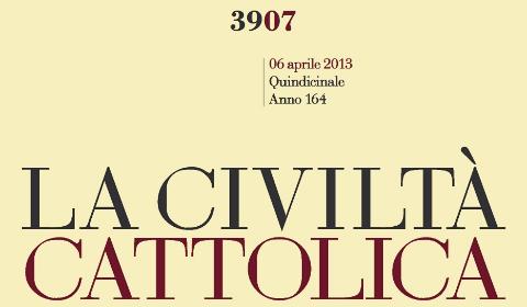 Il primo numeto di Civiltà Cattolica dopo la riforma grafica