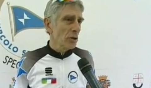 Gianfranco Comanducci, ex vicedirettore generale in Rai, appassionato di ciclismo