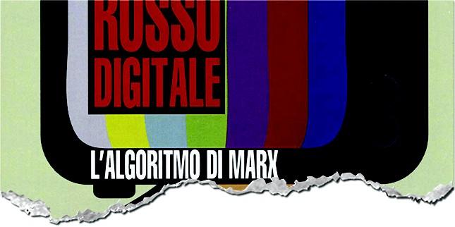 """Il saggio di Vincenzo Vita, """"Rosso digitale"""""""