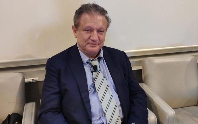 Antonio Di Bella, direttore di RaiNews24