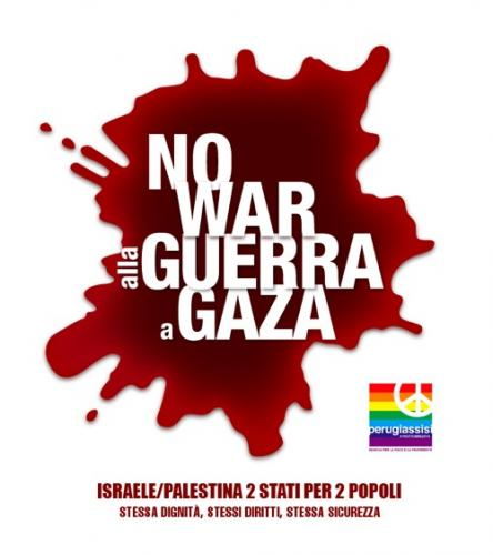 No Guerra Gaza