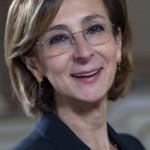 La presidente della Consulta Marta Cartabia
