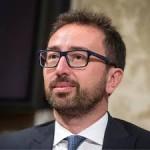 Il Guardasigilli Alfonso Bonafede