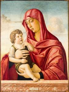 2_Giovanni Bellini_Madonna