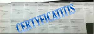certificatite