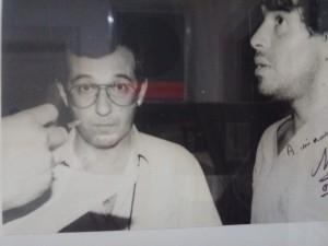 Pierluigi Salinaro intervista Maradona