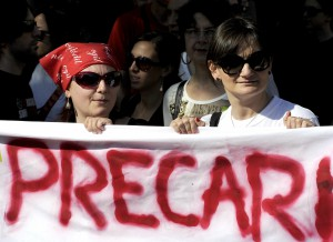 LAVORO: 30% GIOVANI DISOCCUPATI, 46% DONNE UNDER-25 AL SUD