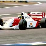 McLaren mp 4/8