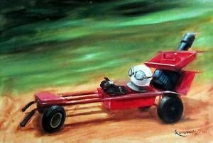 Ferrari ad olio